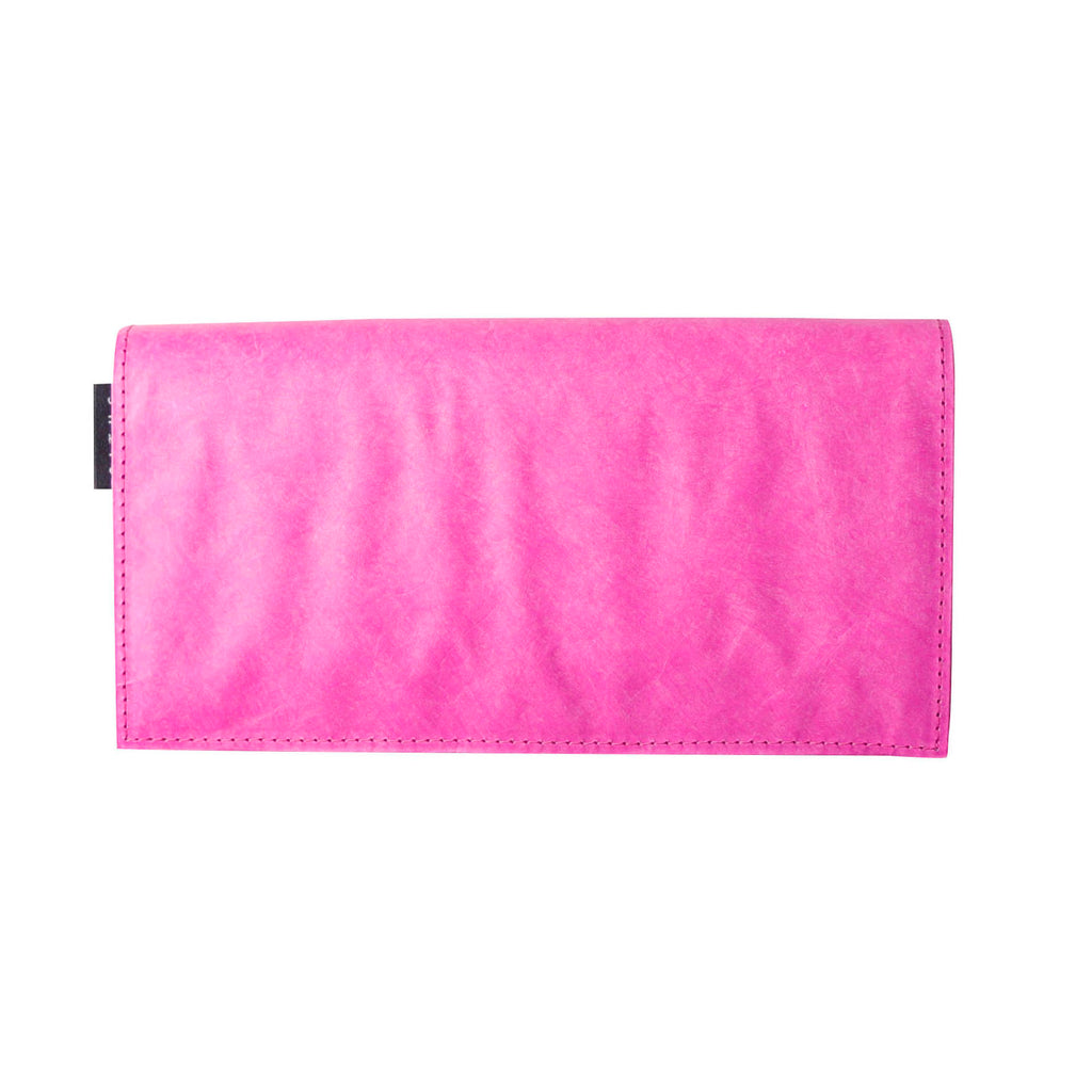 SITUS Long Wallet | Fluorescent Pink