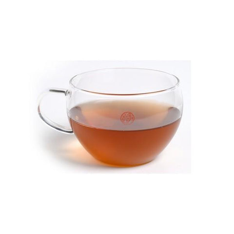 Round Glass Tea Cup Heat Resistant Glass - Le Palais Des Thes