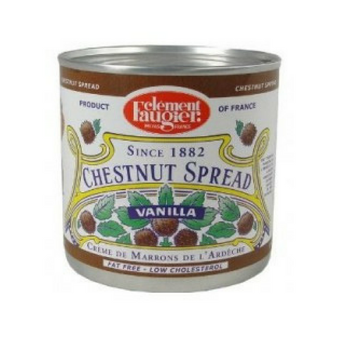 6 Pack Clement Faugier Small Chestnut Spread Puree de Marrons Multipack