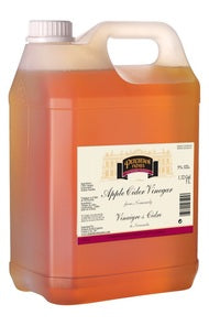 Percheron Freres Apple Cider Vinegar - 2 x 5L (Wholesale prices. Sold per case only)