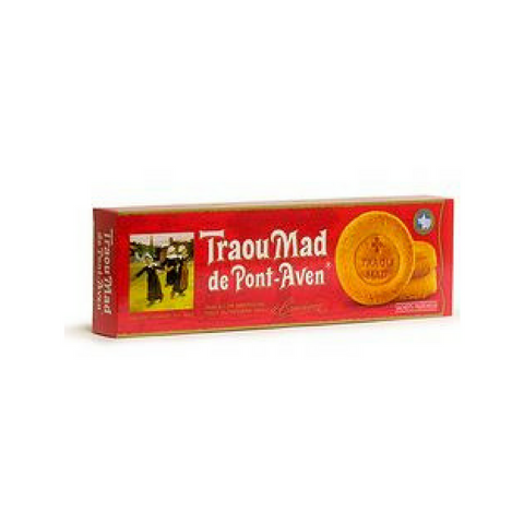 French Butter Cookies Breton Palets by Traou Mad 3.5 oz