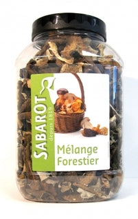 Dried Mix Forest Mushrooms - 6 x 1 lb (Wholesale prices. Sold per case only)