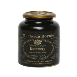 Royal Mustard with Cognac by Pommery 8.8 oz