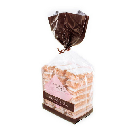 French Pink Ladyfingers Biscuits by Fossier 6.1 oz