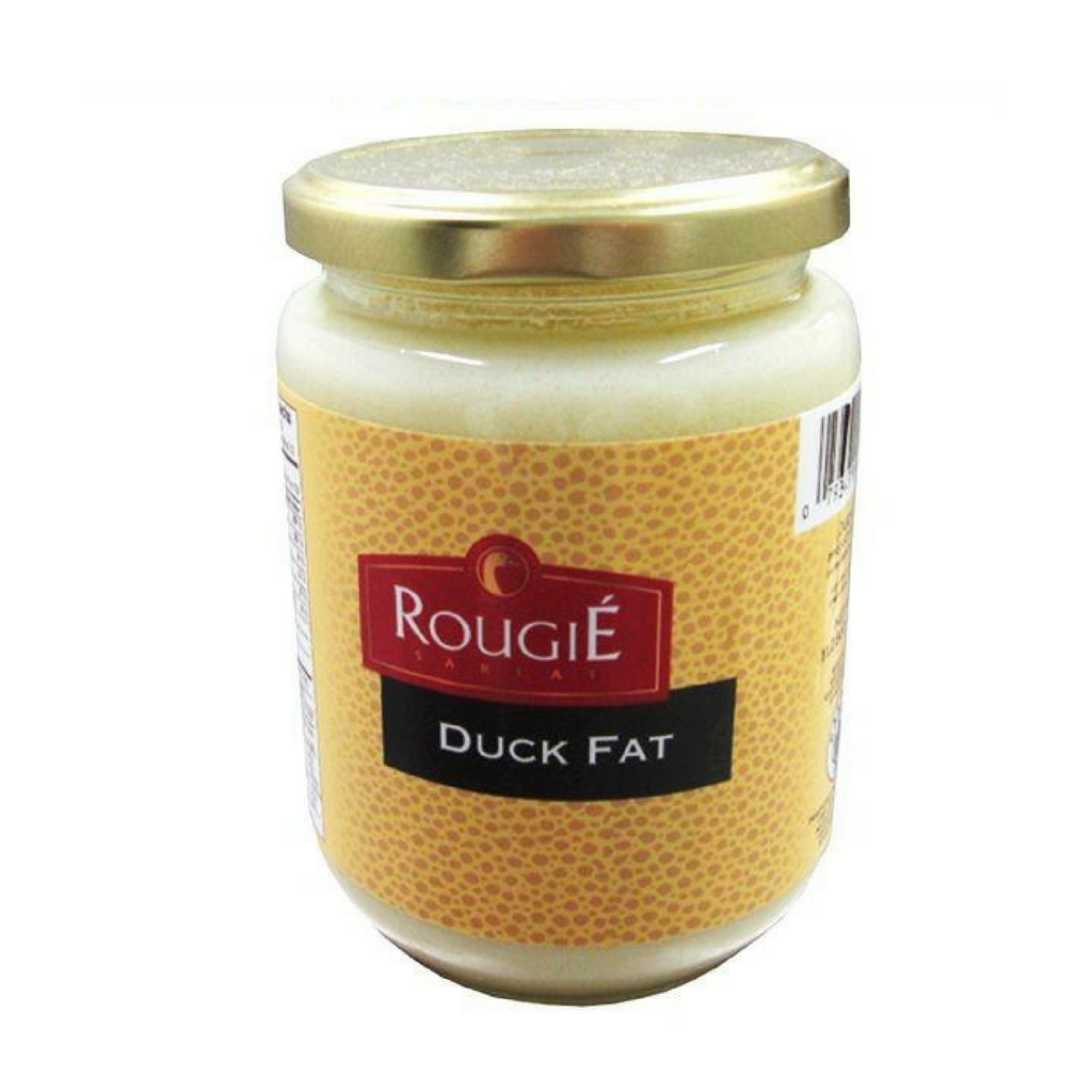 Rougié · Duck fat, glass jar · 320g