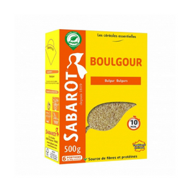 Sabarot French Bulgur 17.6 oz. (500g)