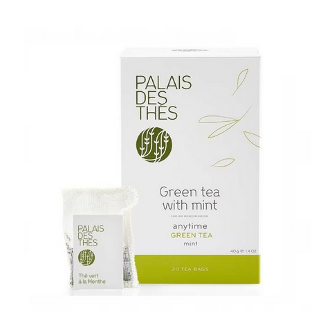 MINT green tea - Palais Des Thes