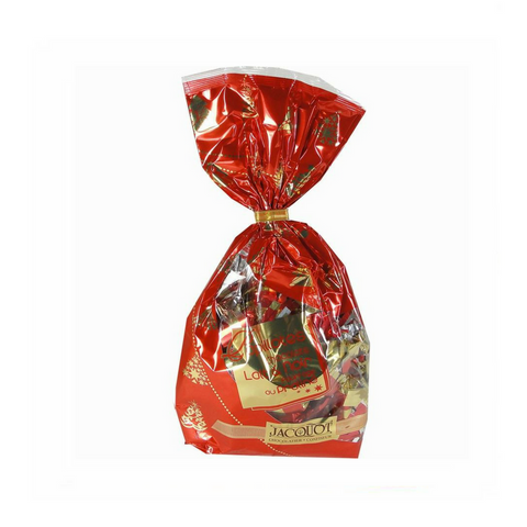 Jacquot Papillotes de Noel Dark and Milk French Chocolate Bonbons - 15 oz