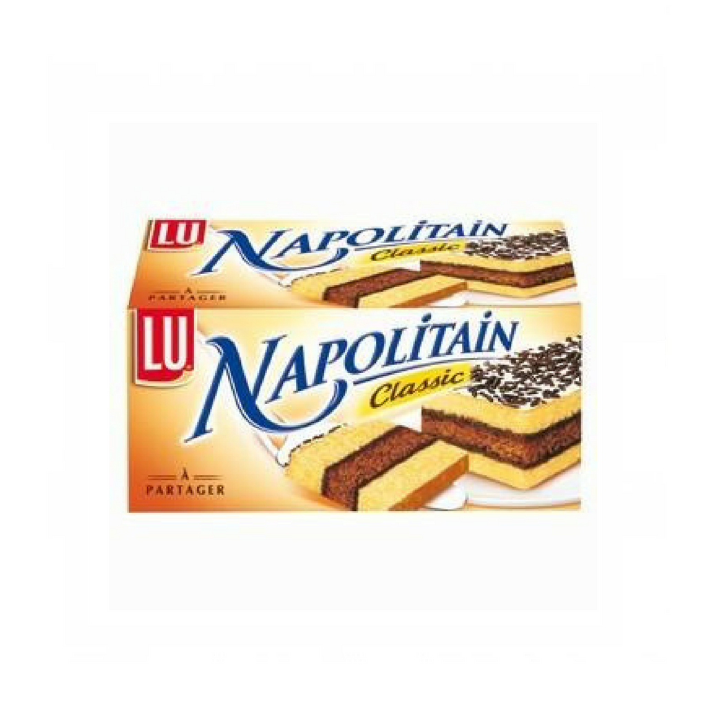 Lu · Napolitain, 6 pieces ind. wrapped · 180g (6.4 oz)