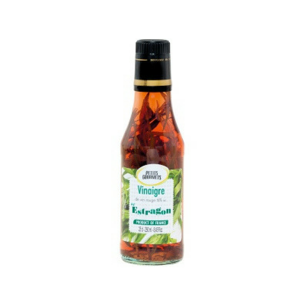 Red wine vinegar 6° with tarragon 25cl