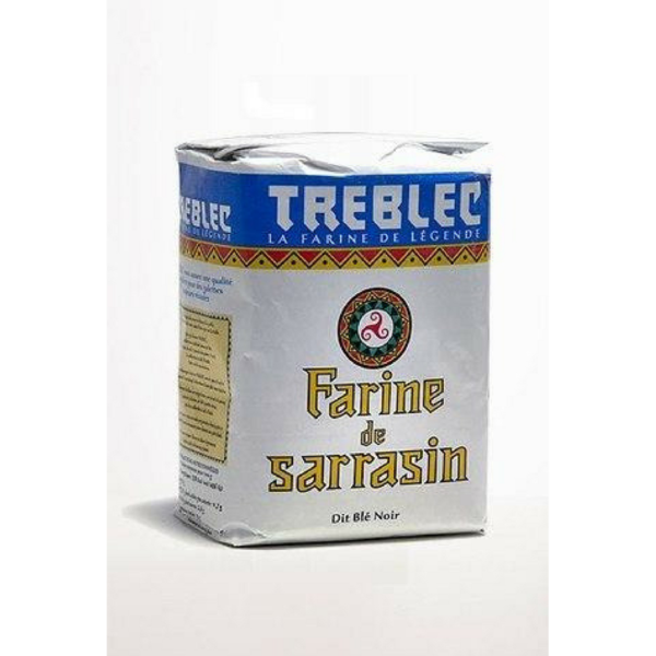 Treblec French Buckwheat Flour 2.2 lbs. (1kg)