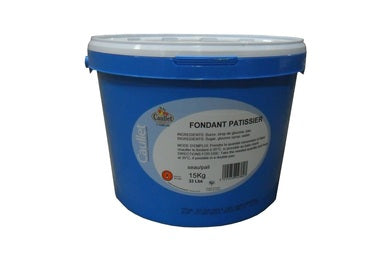 Caullet Fondant (White Icing Sugar) - 33 lbs (Wholesale prices. Sold per case only)