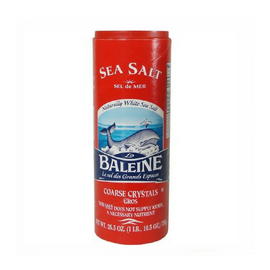 La Baleine · Coarse sea salt · 750g (26.5 oz)