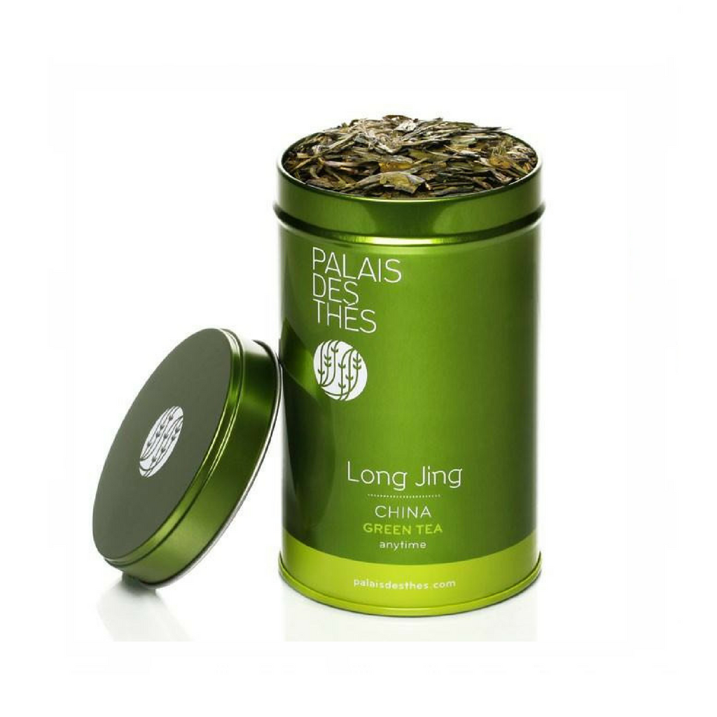 LONG JING green tea from China - Palais Des Thes