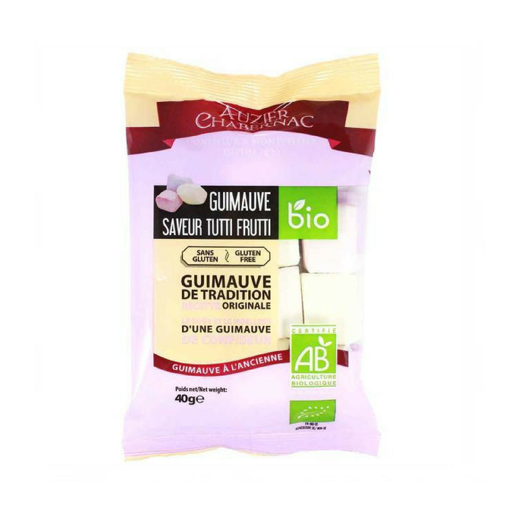 Organic French Marshmallow by Auzier Chabernac 1.4 oz