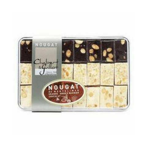 Assorted Authentic French Nougat by Chabert Guillot 8.8 oz