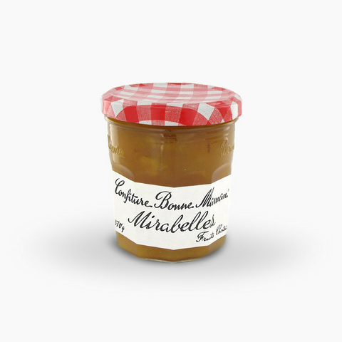 6 Pack Bonne Maman Mirabelle Golden Plum Jam Multipack