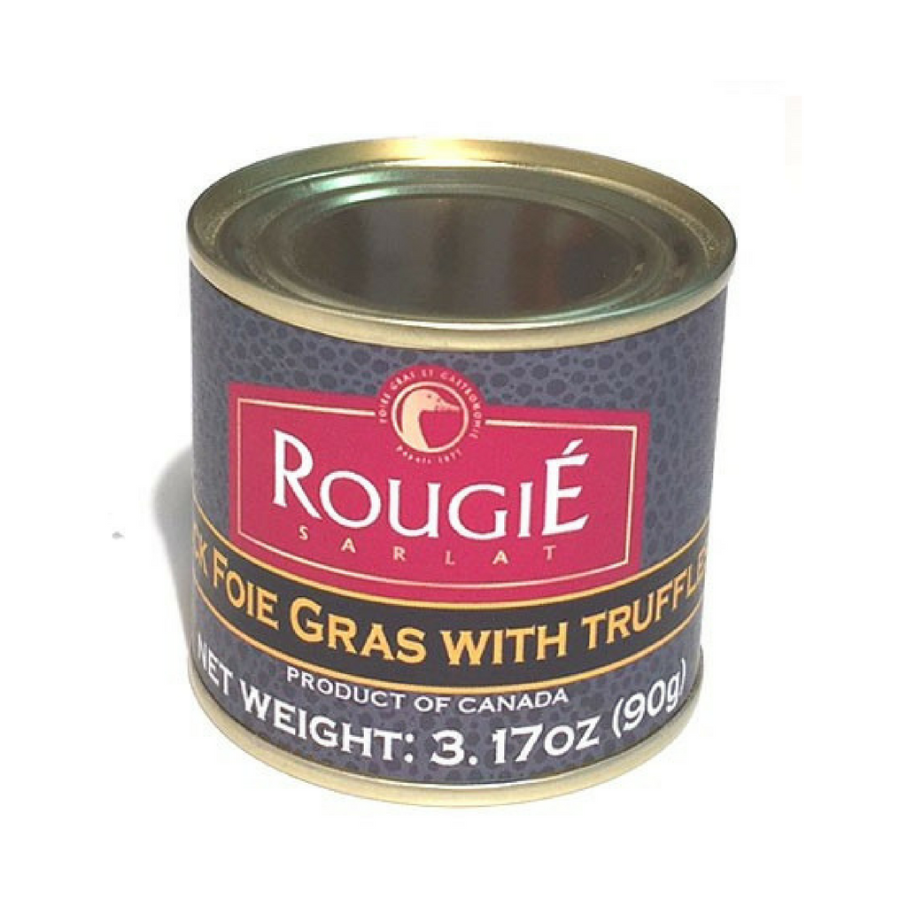 FOIE GRAS WITH TRUFFLES Rougie Wholesale