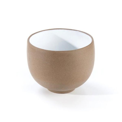 Huan Chinese Yi-Xing Clay Teacup (Beige) - Le Palais Des Thes