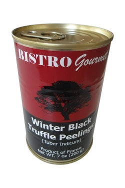 Black Winter Truffle Peelings - 15 x 7 oz (Wholesale prices. Sold per case only)