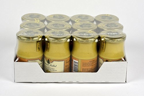 Edmond Fallot Dijon Mustard 7.4Oz Case of 12 Units - Wholesale