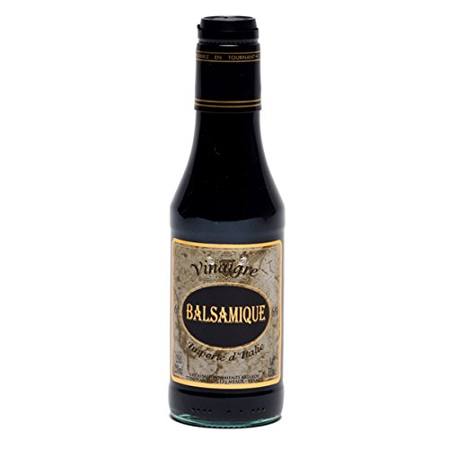 Moutarde de Meaux Balsamic vinegar 6% 25cl Case of 6 Units - Multipack