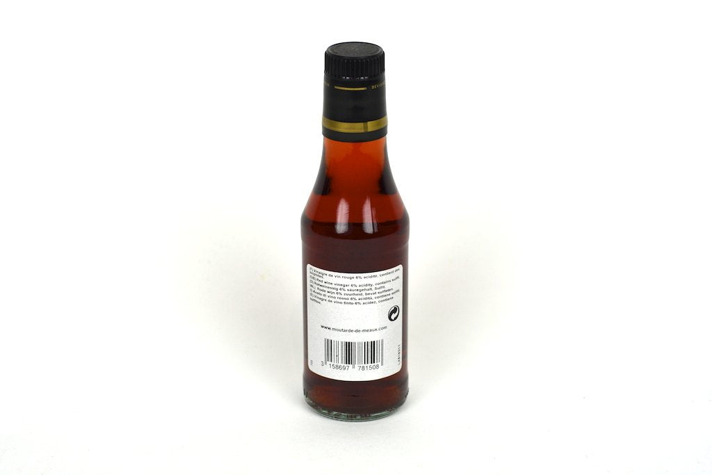 Moutarde de Meaux Red wine vinegar 6% 25cl Case of 6 Units - Multipack