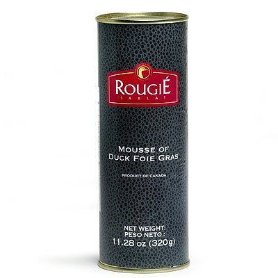 Rougie Mousse of Duck Foie Gras 11.2 oz Case of 6 Units - Multipack