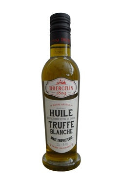 Thiercelin 1809 White Truffle E.V.O.O. - 6 x 8.45 fl oz New! (Wholesale prices. Sold per case only)