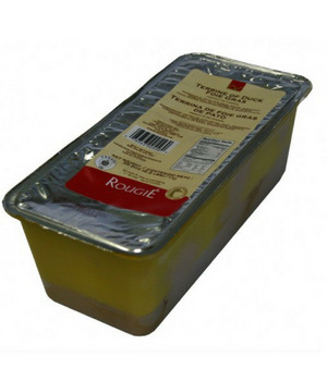 TERRINE OF FOIE GRAS WITH ARMAGNAC 500G Rougie Wholesale