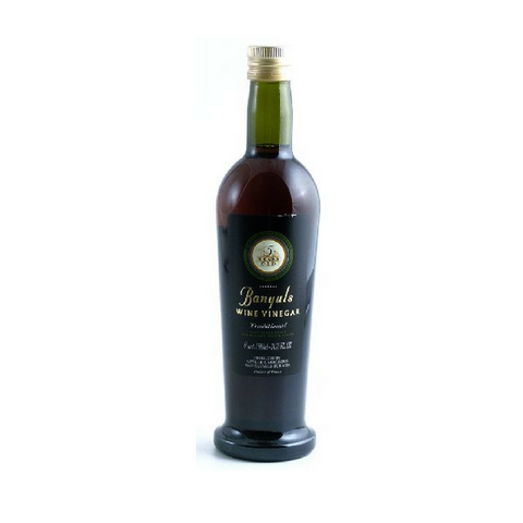 La Cave de L'Abbe Rous Banyuls French Wine Vinegar 8.5 fl. oz. (250ml) (Wholesale prices. Sold per case only)