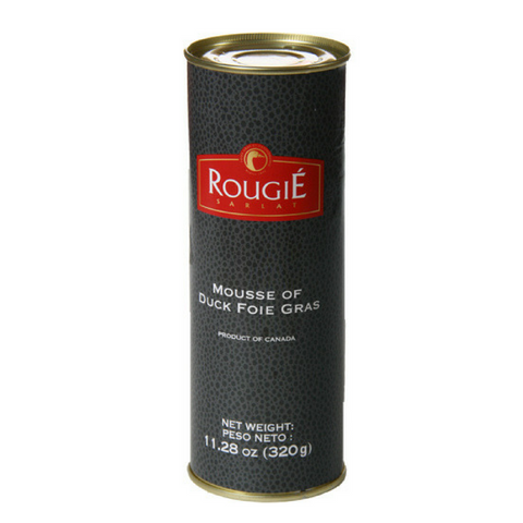 MOUSSE OF FOIE GRAS PLAIN (PORK-FREE, 50% FOIE GRAS) Rougie Wholesale
