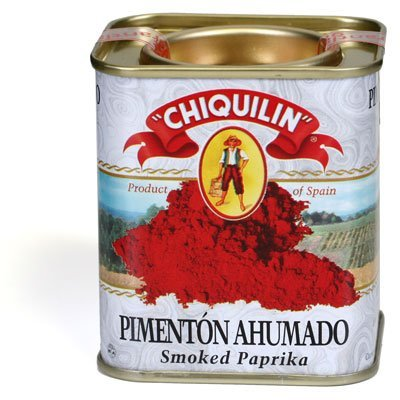 Chiquilin Spanish Smoked Paprika Tin, 2.64 Ounce (Pack of 12) Wholesale