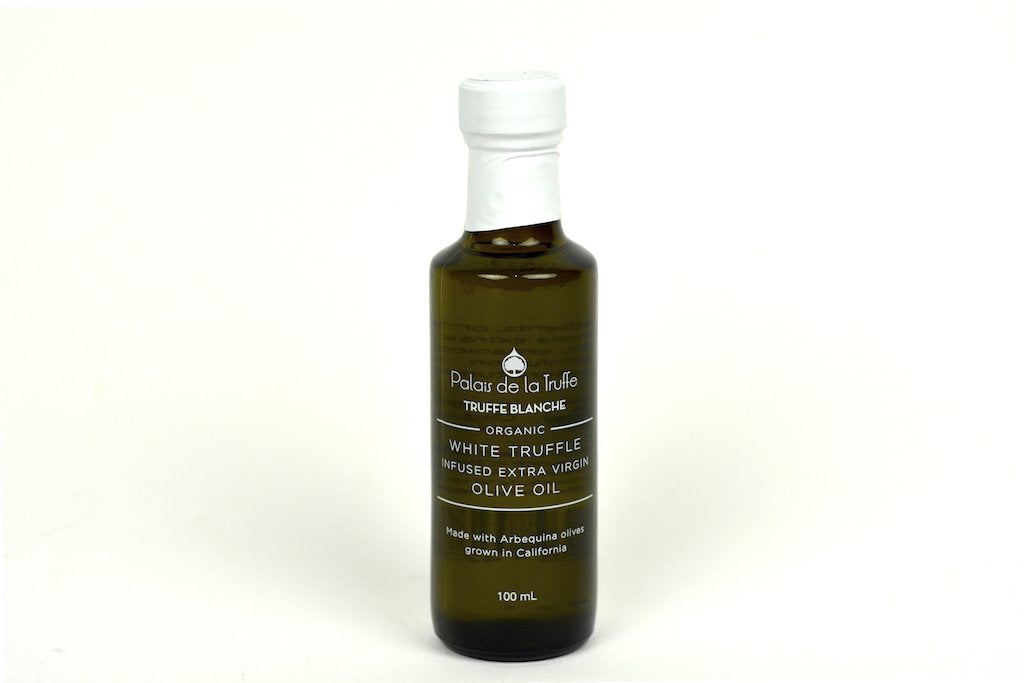 White Truffle Infused Extra Virgin Olive Oil 100ml