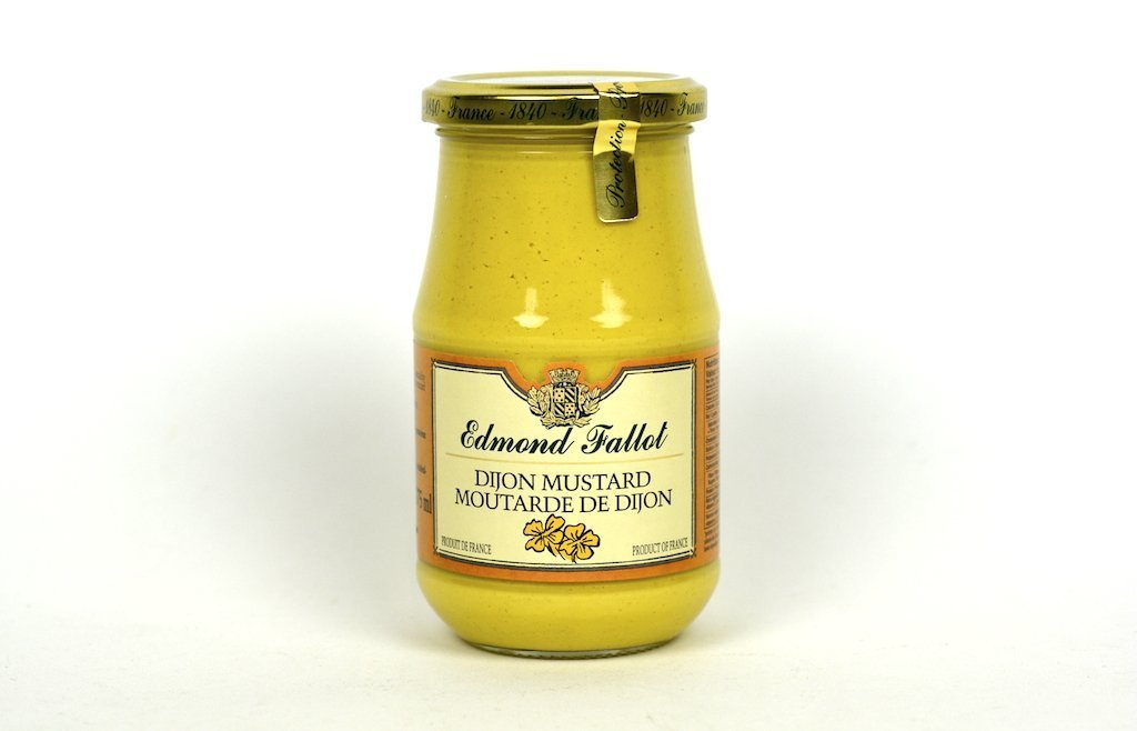 Edmond Fallot Dijon Mustard 13.75Oz Case of 12 Units - Wholesale