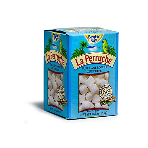 La Perruche White Sugar Cubes 8.8oz(250g) Case of 6 Units - Multipack