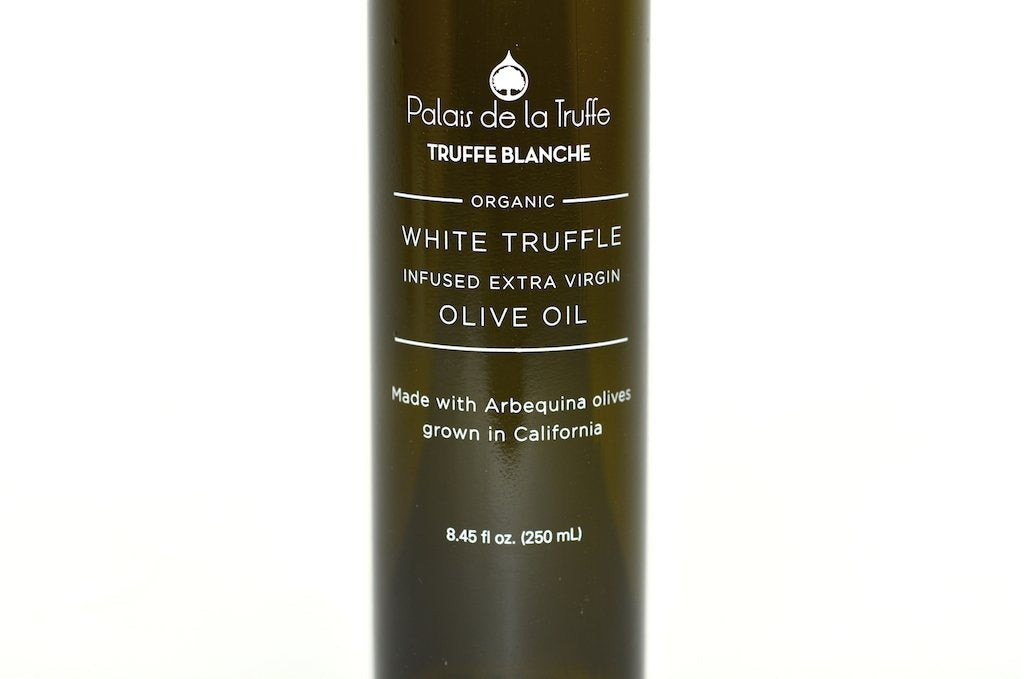 White Truffle Infused Extra Virgin Olive Oil 8.45fl oz (250ml)