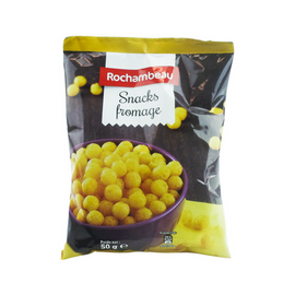 French Cheese Puffs by Rochambeau 1.7 oz