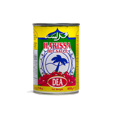 Dea Harissa Hot Sauce 12 oz (Wholesale prices. Sold per case only)