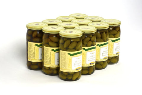 Barral Lucques Olives 7Oz Case of 12 Units - Wholesale