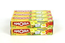 French Mayonnaise From Dijon Amora-Mayonnaise De Dijon 6 Tube Pack - Multipack