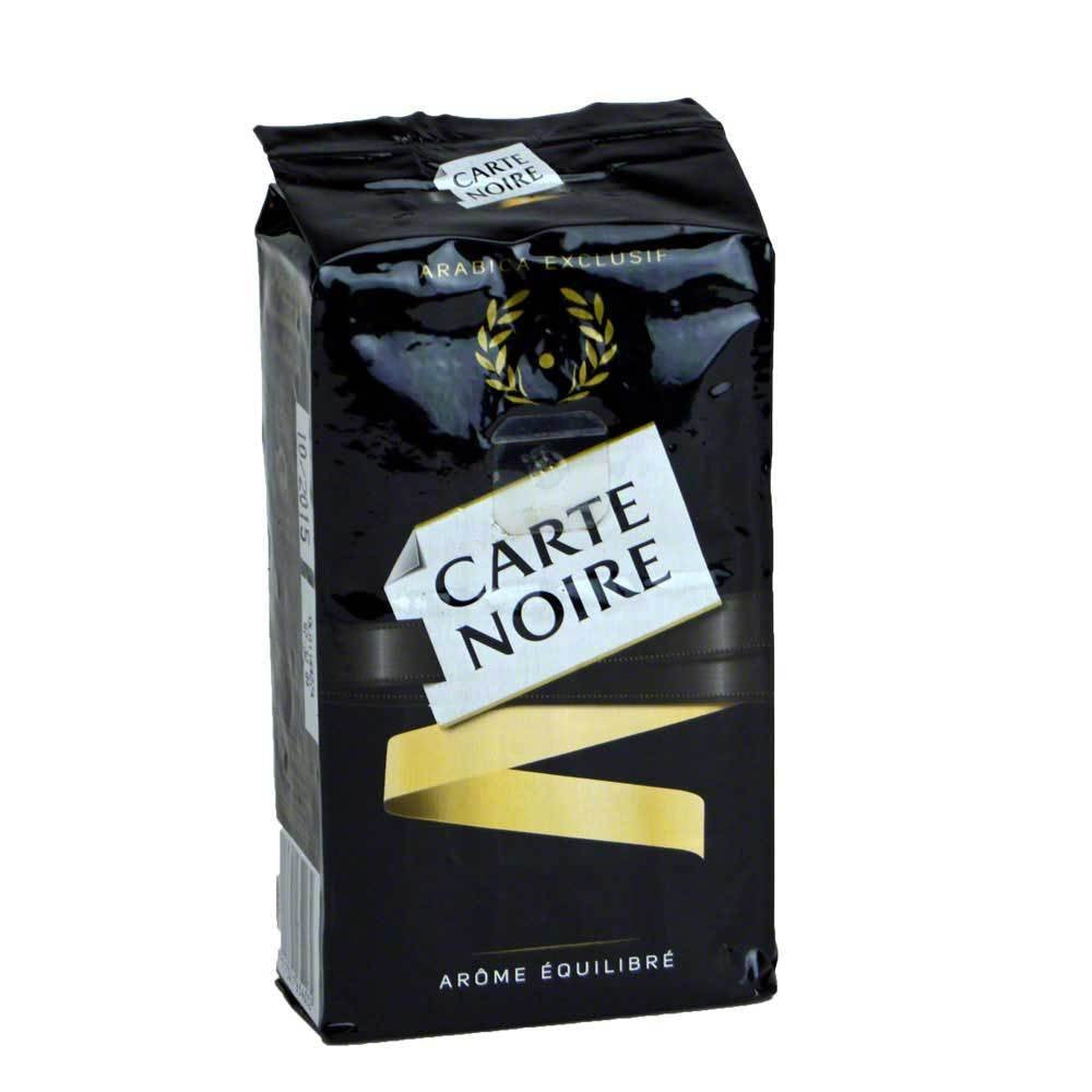 Carte Noire Ground Coffee 250g (8.8oz) Case of 6 Units - Wholesale