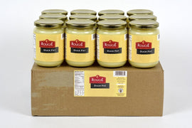 Rougie Rendered Duck Fat 11.2Oz(320g) Case of 12 Units - Wholesale