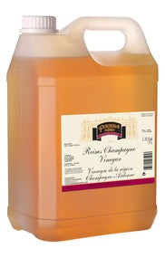 Percheron Freres Champagne Ardenne Vinegar - 2 x 5L (Wholesale prices. Sold per case only)
