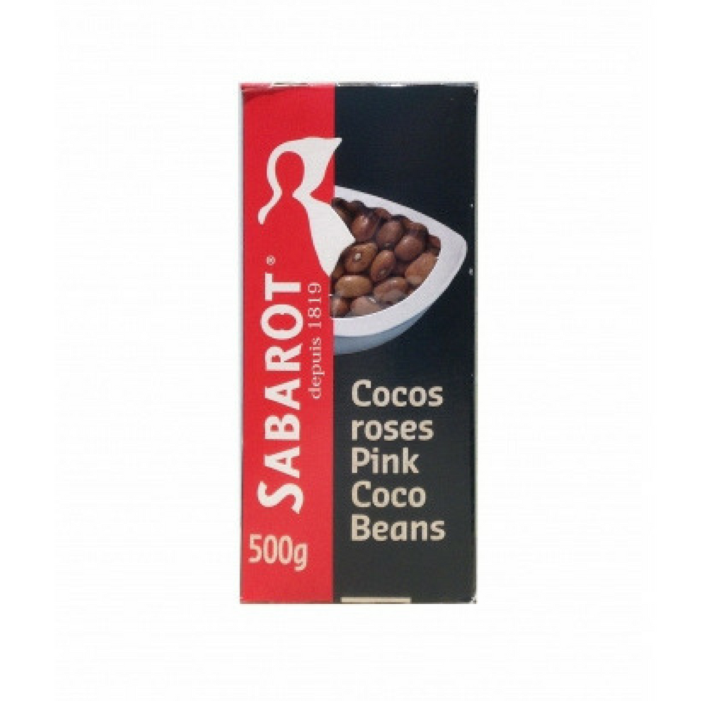 Pink Coco Beans by Sabarot 17.6 oz