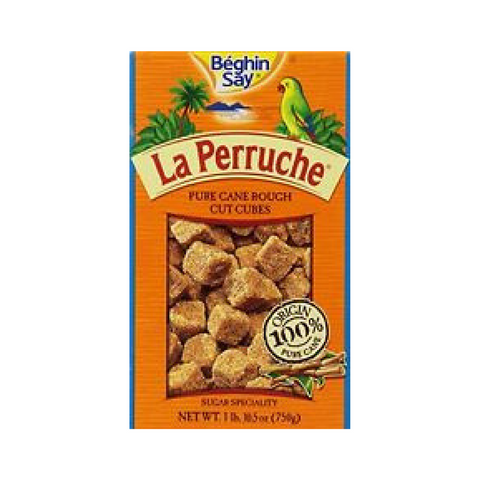 Large Brown Sugar Cubes by La Perruche 1.6 lbs