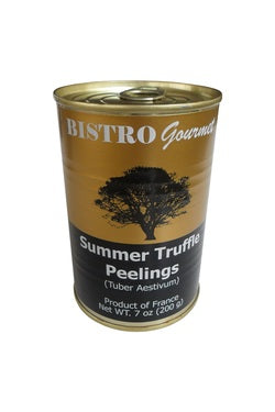 Summer Black Truffle Peelings - 15 x 7 oz (Wholesale prices. Sold per case only)