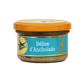 Delices du Luberon Anchovy Cream 3.1 oz (90 g)