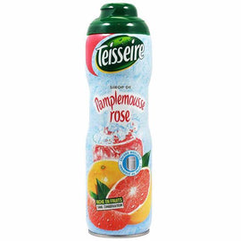 Teisseire French Pink Grapefruit Syrup 20 oz
