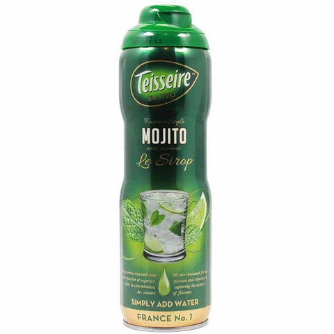 Teisseire French Mojito Syrup 20 oz